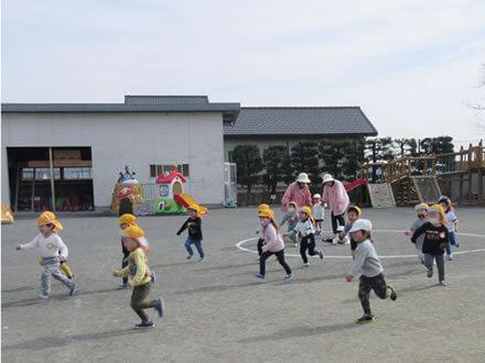 幼稚園を楽しみ、基本的生活習慣をつける